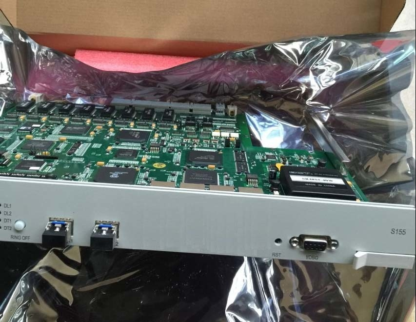 155M System Card Fiberhome IBAS 110A Standard SDH PDH Clock Unit Self Healing Protection